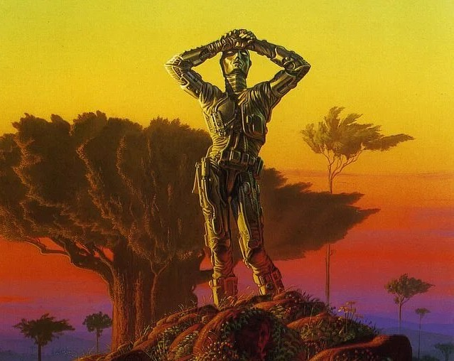 michael whelan - robots of dawm