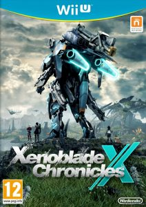 Xenoblade Chronicles X обложка