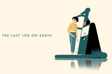 Короткометражка: Последняя работа на Земле