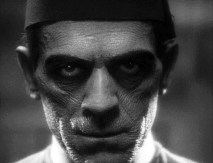 Борис Карлофф (Мумия, 1932)