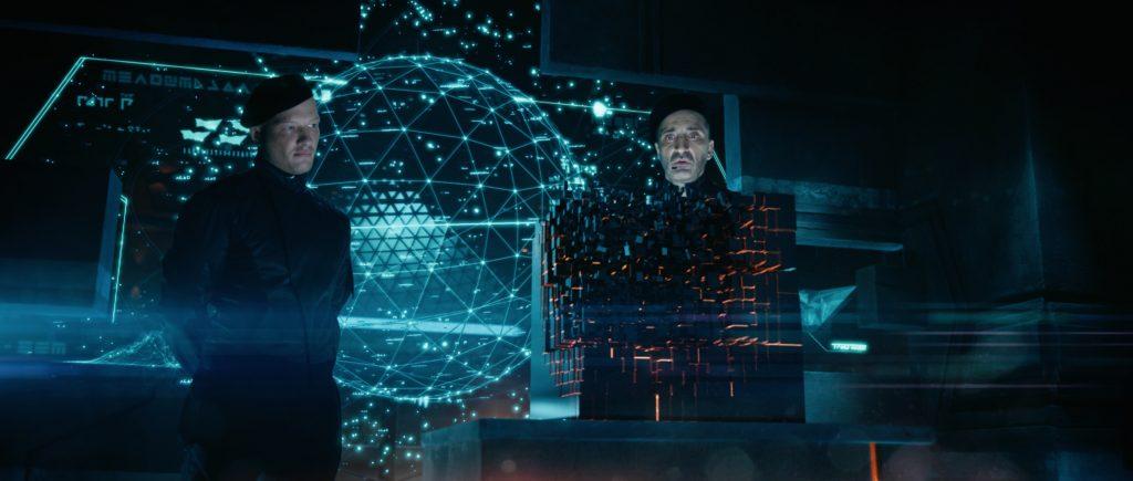 Главный злодей — не справа и не слева. Это странный голографический куб, о котором мы почти ничего не узнаем.