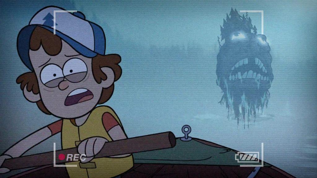 Сколько подводных монстров может уместиться в одном маленьком озере? А может, и Атлантиду там поищем?