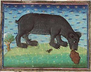 Средневековый бестиарий, часть 1 11