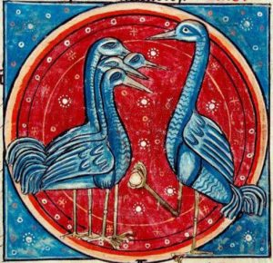 Средневековый бестиарий, часть 1 15