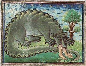 Средневековый бестиарий, часть 1 14