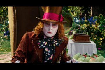 Новый трейлер «Алисы в Зазеркалье»
