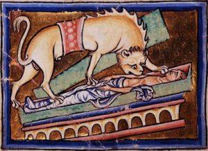 Средневековый бестиарий, часть 1 19