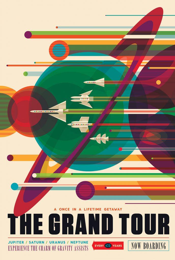 Путешествие по Солнечной системе по следам «Вояджера»