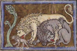 Средневековый бестиарий, часть 1 13