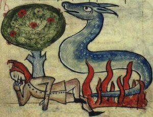 Средневековый бестиарий, часть 1 4