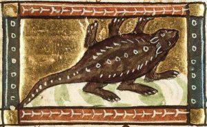 Средневековый бестиарий, часть 1 3