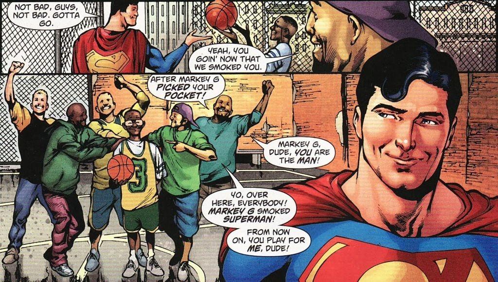 Супермен — добряк. Какой из него вообще диктатор?
