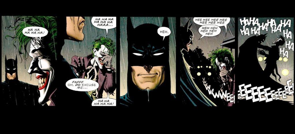 А вот полубезумный Бэтмен вполне может претендовать на такую роль.