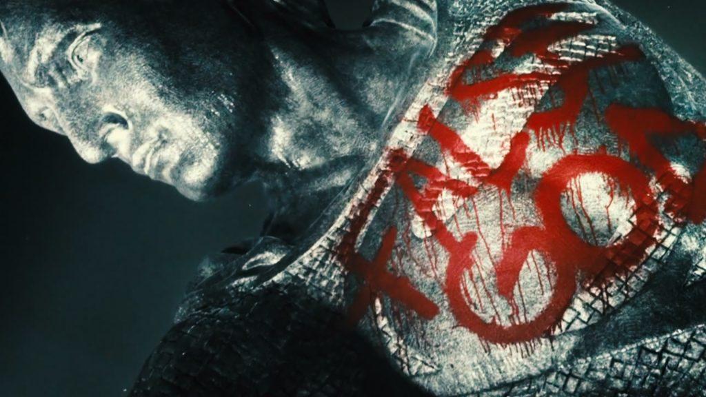 Ну или Супермену просто не понравилось, что кто-то испортил его памятник.