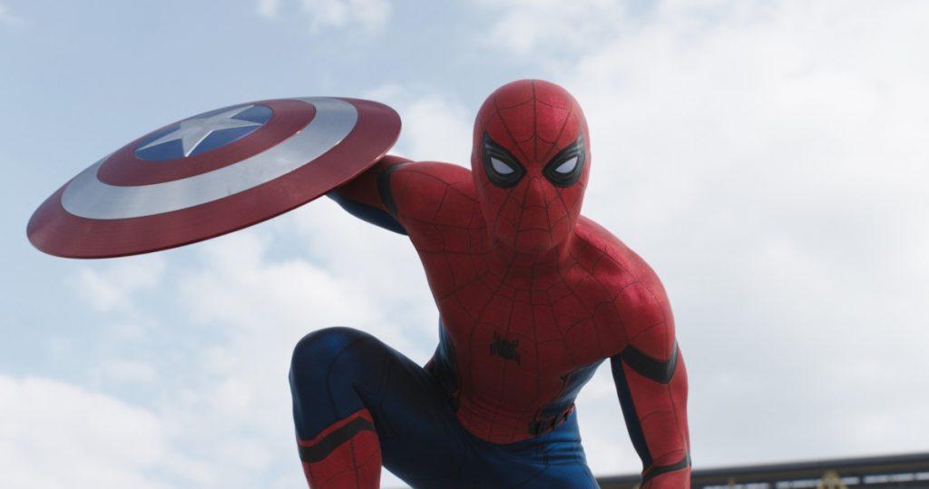 Человек-паук в трейлере «Противостояния».