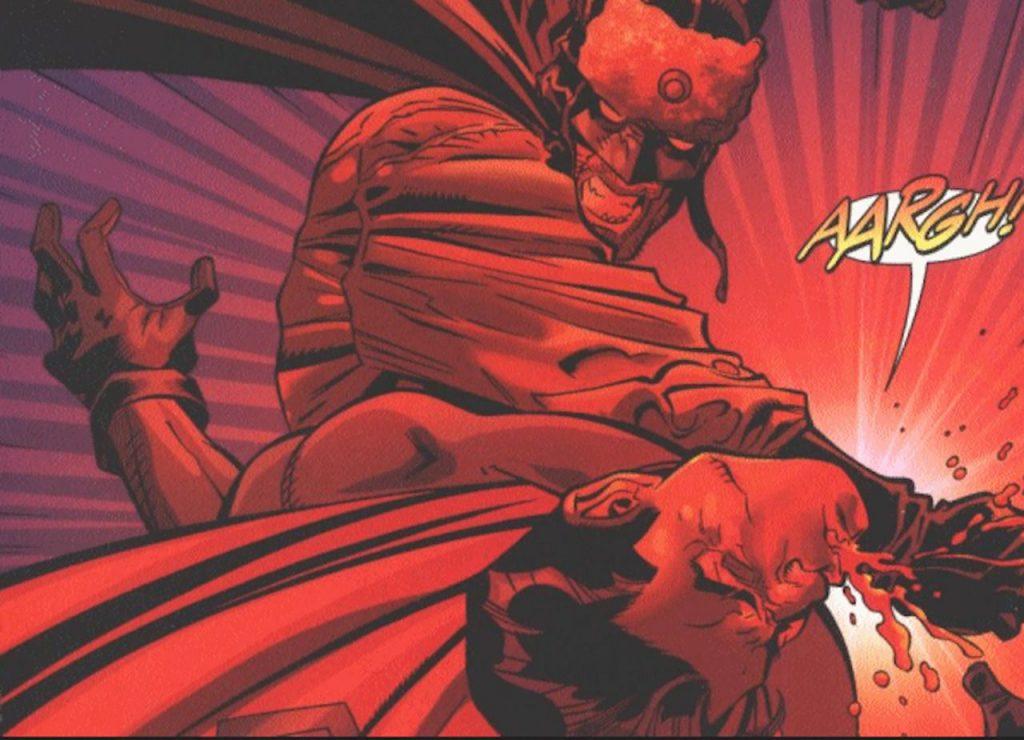 Бэтмен. Красный сын