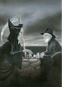 Смерть и Терри Пратчетт