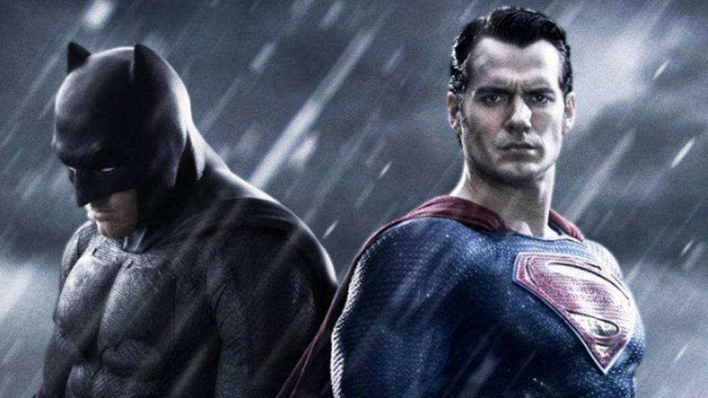 Актеров сняли с роли Бэтмена и Супермена