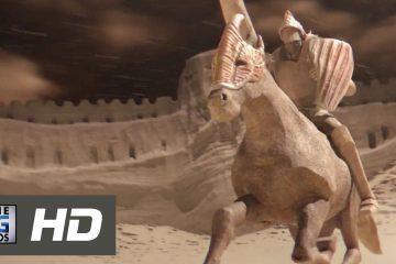 Короткометражка: Песчаный замок