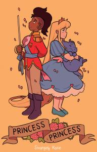 Три веб-комикса о принцессах 5