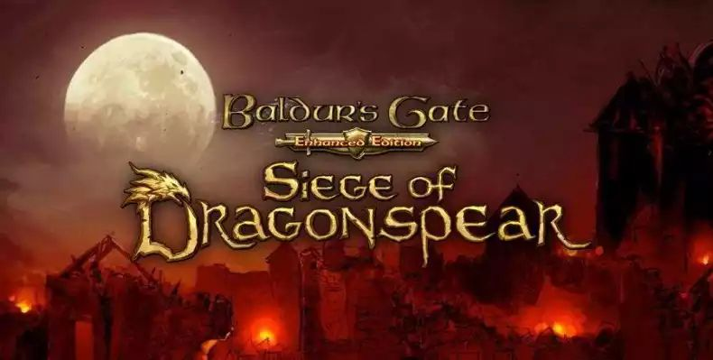 Baldur's Gate: Siefe of Dragonspear