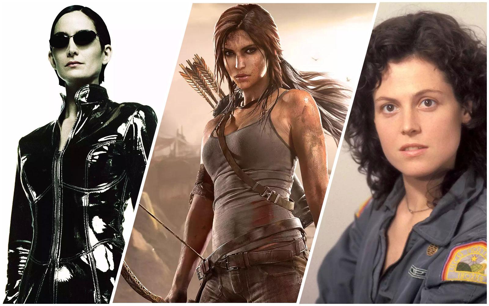Самые-самые героини научной фантастики
