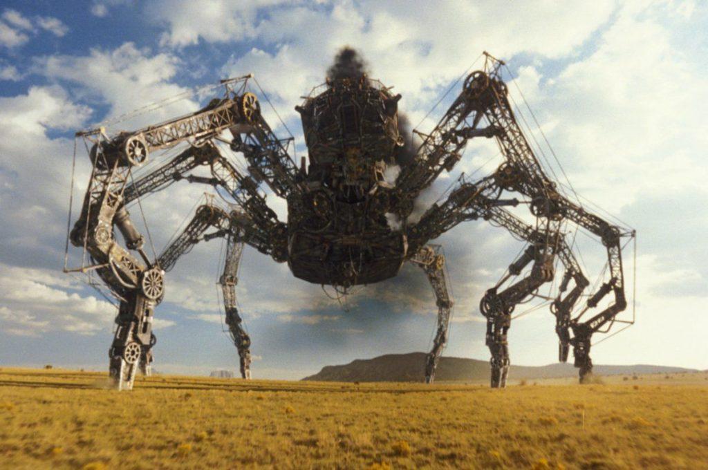 Джон Питерс в конце концов запихал гигантского механического паука в стимпанковскую комедию «Дикий, дикий Запад». Выражение «сбылась мечта идиота» звучит грубо, но в данном случае уместно.