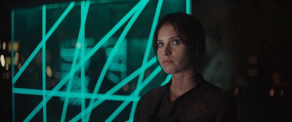 Кстати, имя Джен Эрзо вполне может быть отсылкой киграм по Star Wars, где героиня поимени Джен Орс была шпионкой наслужбе Восстания.