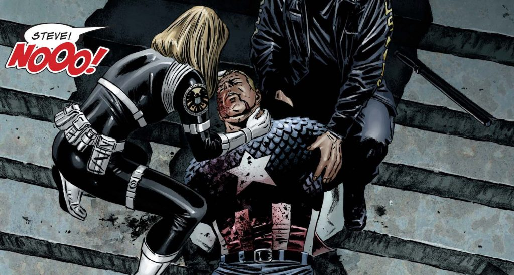 Death of Cap