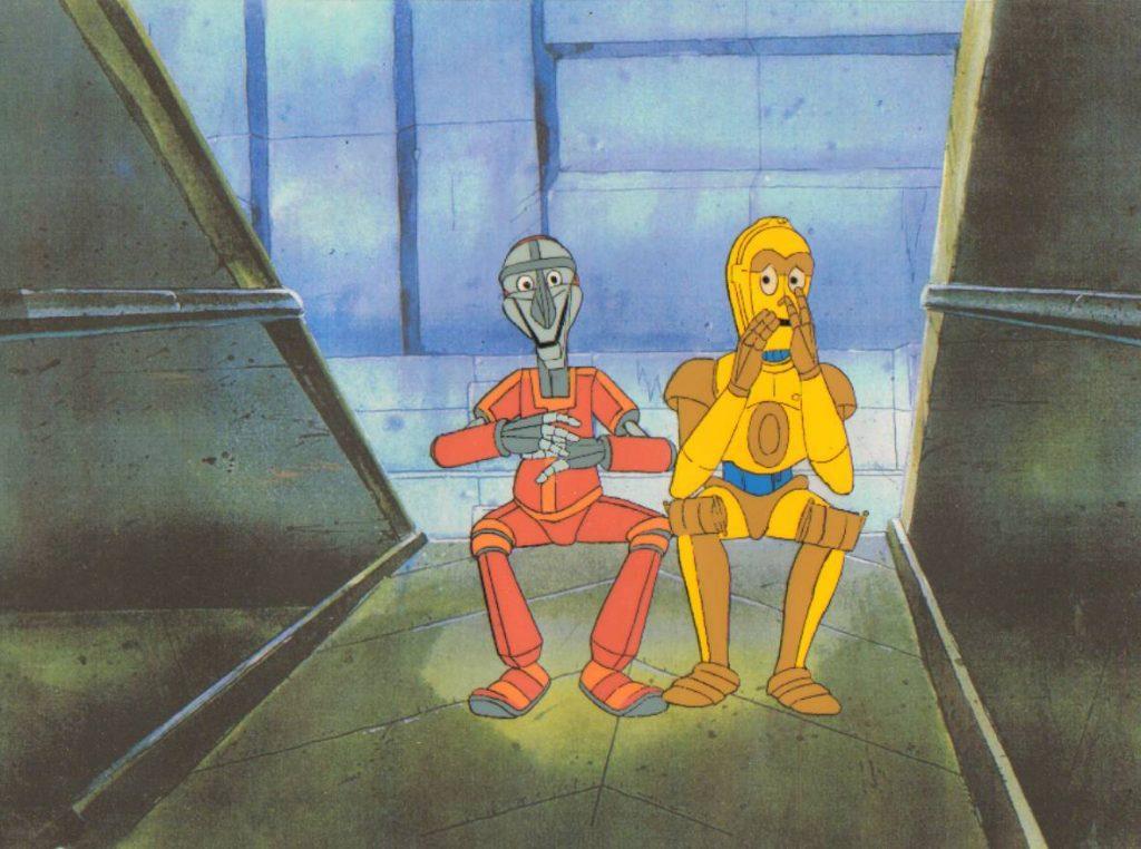 C-3PO озвучивал Энтони Дэниэлс, игравший его в фильме. Он переписывал реплики дроида, если считал, что они выбиваются из образа
