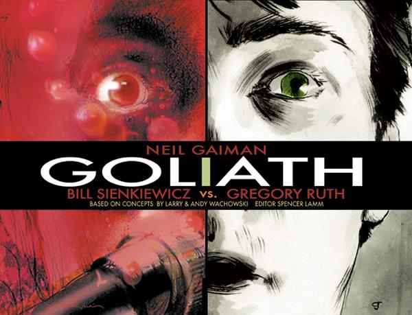 Ещё до выхода фильма Нил Гейман написал по его мотивам рассказ «Голиаф», основанный на версии сценария с нейронной сетью.