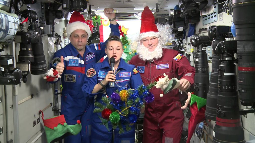 ISS New Year