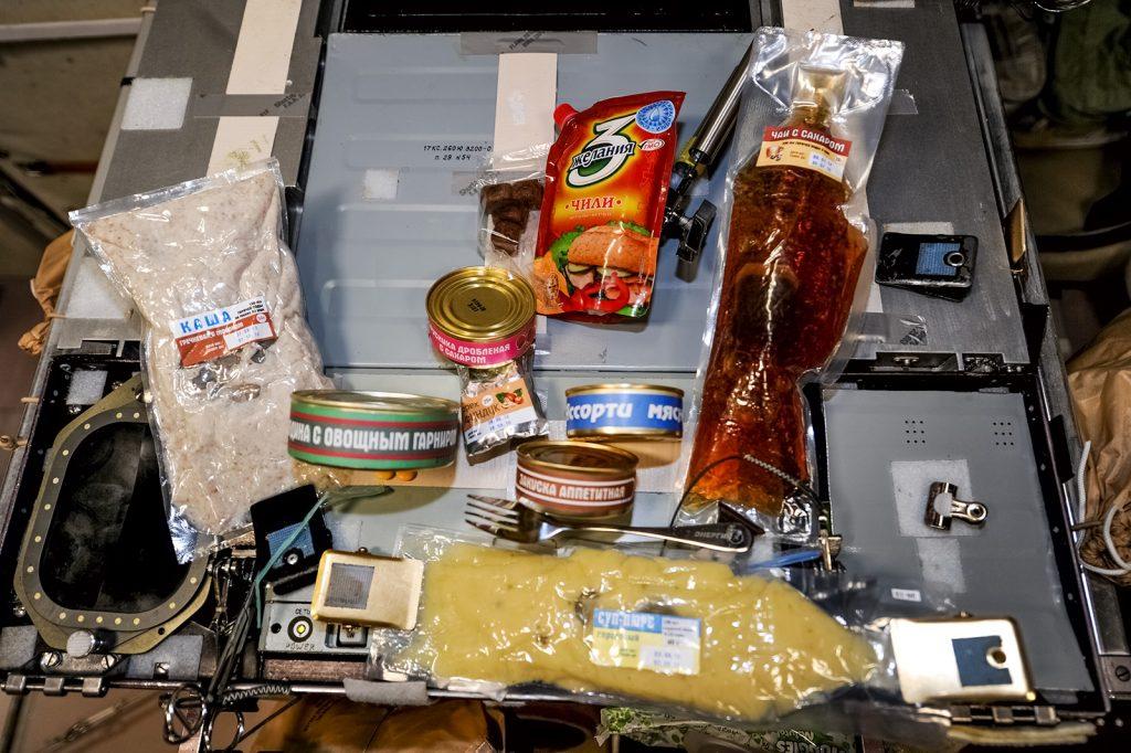 ISS kitchen 2