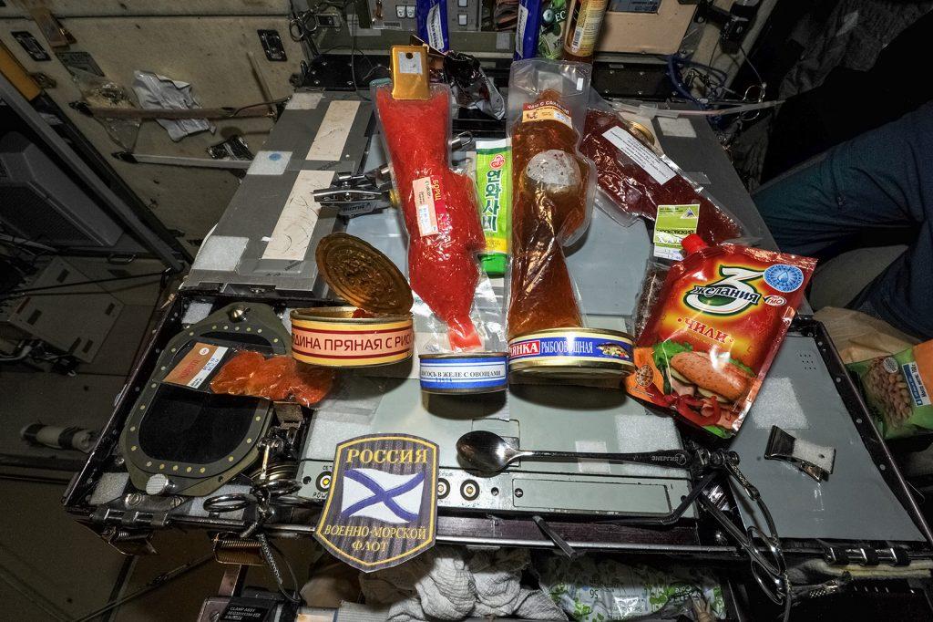 ISS kitchen 3