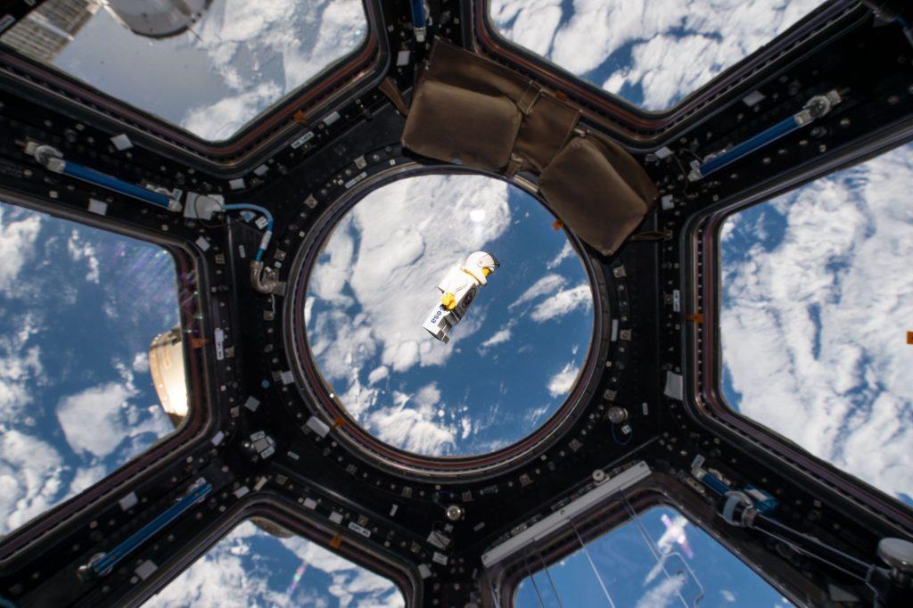 Lego ISS Cupola