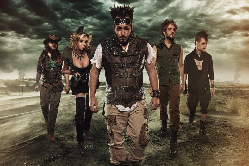 Abney Park Wasteland