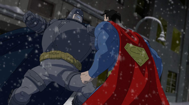 The Dark Knight Returns. Мультфильм