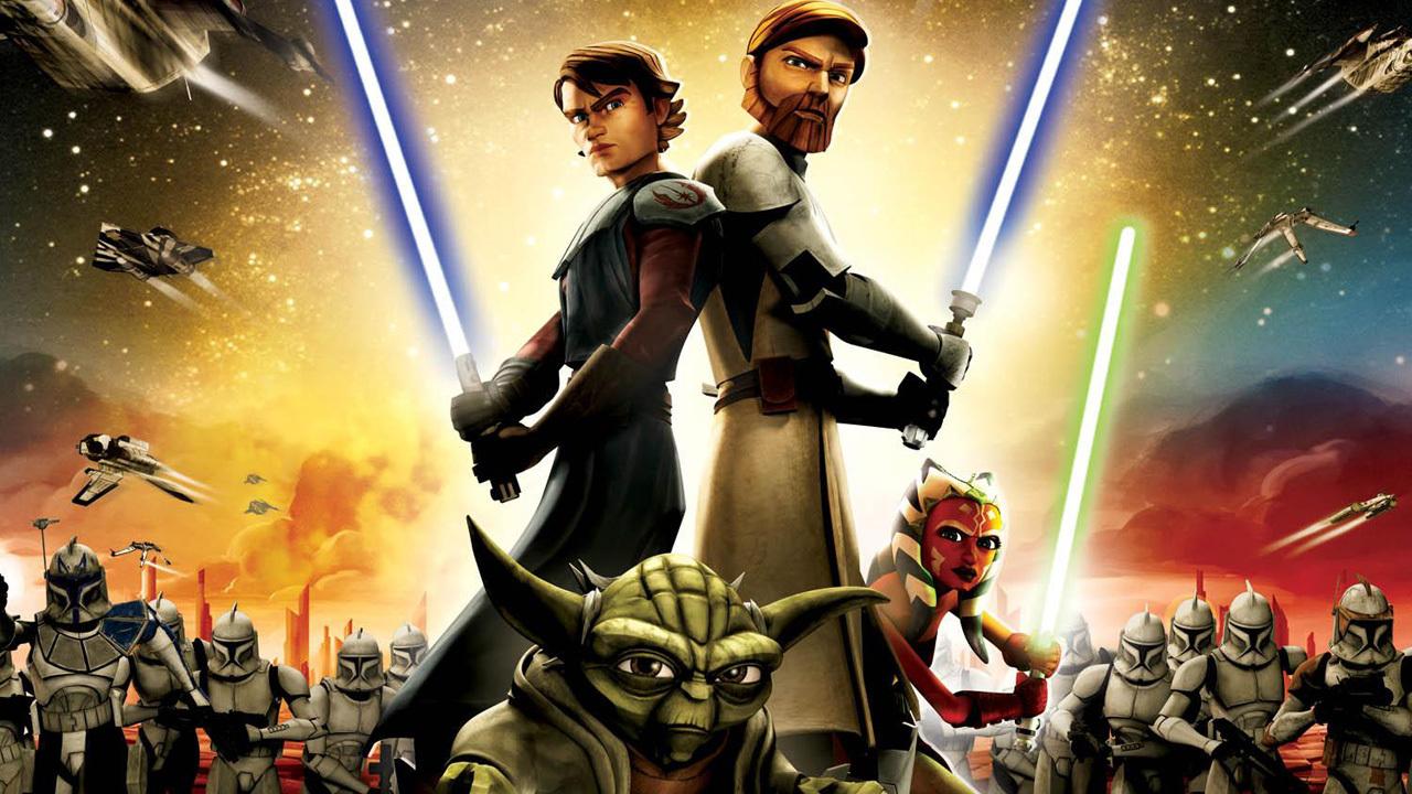 Мультсериалы Star Wars: «Войны клонов» Филони