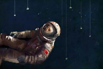 Мертвый космонавт