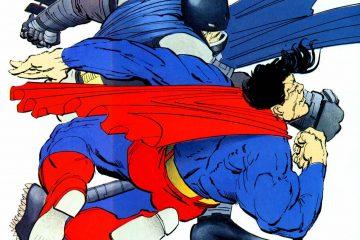 Фильм «Бэтмен против Супермена» полон отсылок к этому комиксу. И это не только битва главных героев, но и, скажем, сцена, где Альфред говорит Брюсу, что тот много пьёт