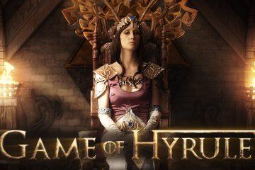Game of Hyrule: «Игра престолов» + «Зельда»