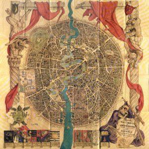 Карта Плоского мира