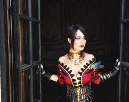 Мария Ханна. Морриган. Косплей Dragon Age