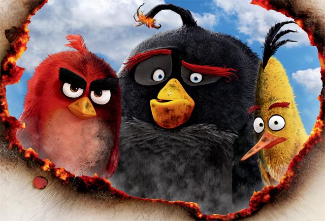 Angry Birds вкино— это мультфильм против толерантности 9
