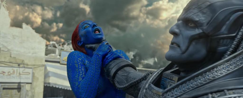 Кажется, кастинг в «Апокалипсис» проходил так: ваш персонаж синего цвета? Принят!