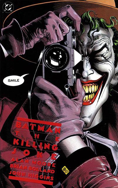 «Убийственная шутка» — переоценена!