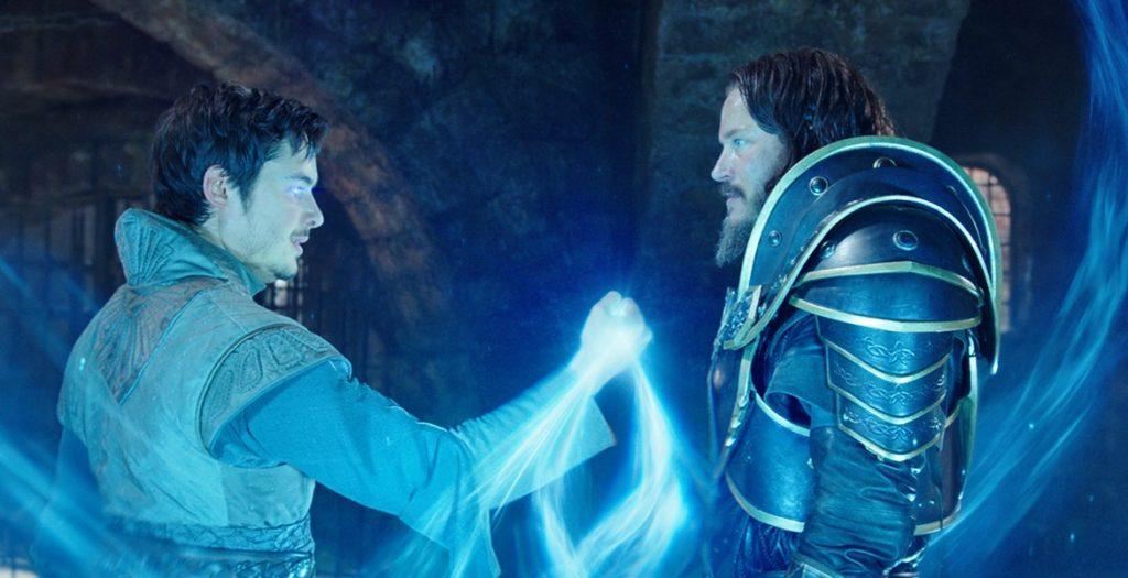Магия в «Варкрафте» в основном сводится к скучным синим или зелёным волнам. Но покажут и голема, и превращение в овцу