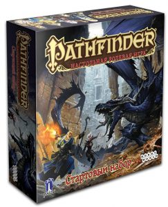 «Pathfinder. Стартовый набор». Коробка следопыта 3