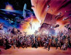 Расширенная вселенная: StarWars, которые мы потеряли 34