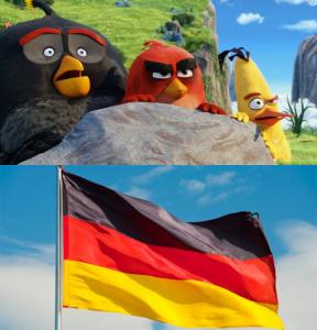 Angry Birds вкино— это мультфильм против толерантности 1